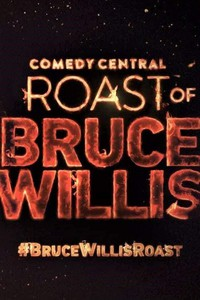 Comedy Central Roast of Bruce Willis main cover