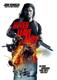 Never Leave Alive main cover