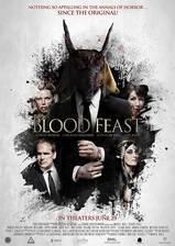 Blood Feast movie cover