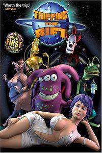 Tripping the Rift movie cover