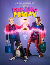 Freaky Friday movie cover