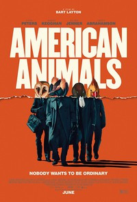 American Animals main cover