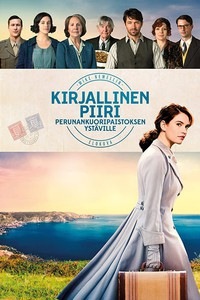 The Guernsey Literary and Potato Peel Pie Society main cover