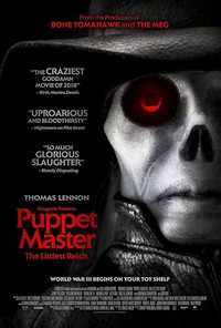 Puppet Master: The Littlest Reich main cover