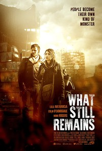 What Still Remains main cover
