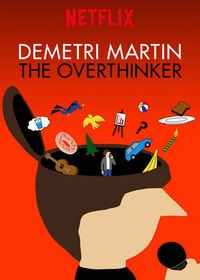 Demetri Martin: The Overthinker main cover