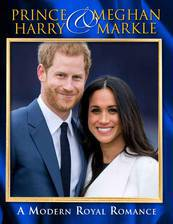 Harry & Meghan: A Modern Royal Romance movie cover