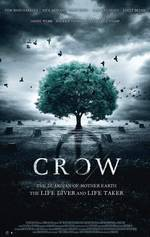 crow movie cover