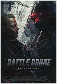 Battle Drone main cover