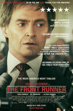 The Front Runner movie cover
