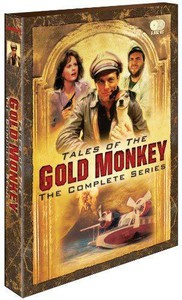 Tales of the Gold Monkey movie cover