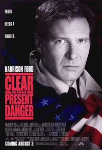 Clear and Present Danger main cover