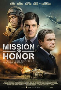Mission of Honor (Hurricane: Squadron 303) main cover