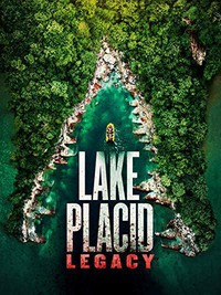 Lake Placid: Legacy main cover