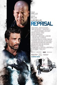 Reprisal main cover