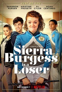 Sierra Burgess Is a Loser main cover