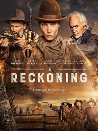 A Reckoning main cover