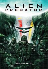 Alien Predator main cover