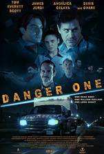 Danger One movie cover