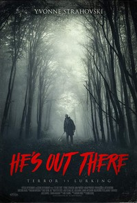 He's Out There main cover