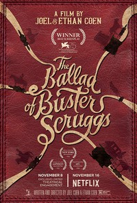 The Ballad of Buster Scruggs main cover
