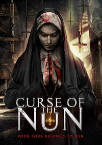 Curse of the Nun (Nuntergeist: The Nun Possession) main cover