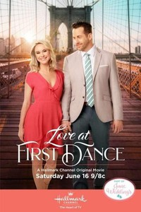 Love at First Dance main cover