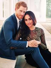 Meghan Markle: A Royal Love Story movie cover
