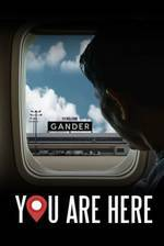 YOU ARE HERE: A COME FROM AWAY STORY to Mark 9/11 Anniversary movie cover