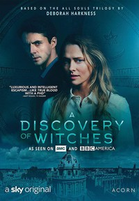 A Discovery of Witches movie cover