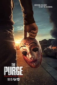 The Purge movie cover