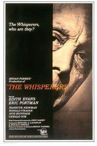 The Whisperers main cover