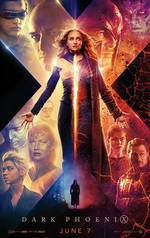 X-Men: Dark Phoenix movie cover