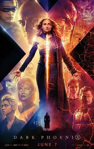 X-Men: Dark Phoenix main cover