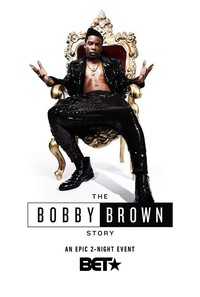 The Bobby Brown Story movie cover
