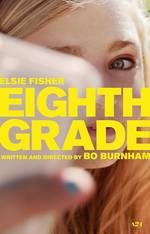 Eighth Grade movie cover