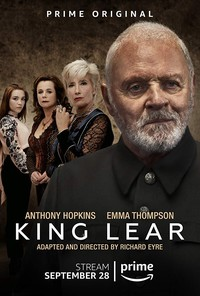 King Lear main cover