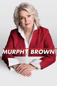 Murphy Brown movie cover