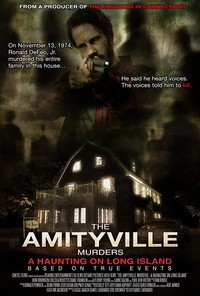 The Amityville Murders main cover