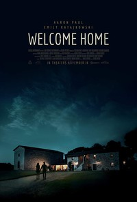Welcome Home main cover