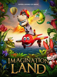 ImaginationLand main cover
