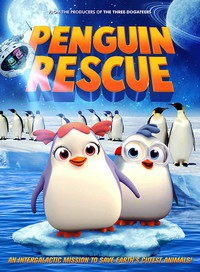 Penguin Rescue main cover