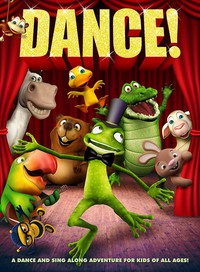 Dance! main cover
