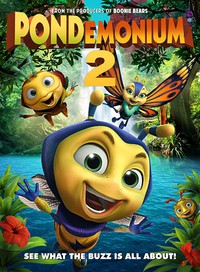 Pondemonium 2 main cover