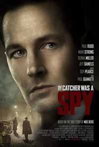 The Catcher Was a Spy main cover