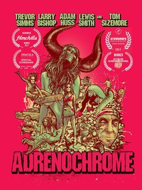 Adrenochrome main cover