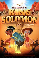 The Legend of King Solomon movie cover
