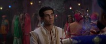 Aladdin movie photo
