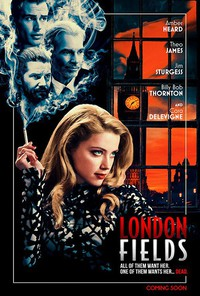 London Fields main cover