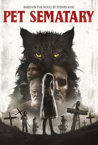 Pet Sematary main cover